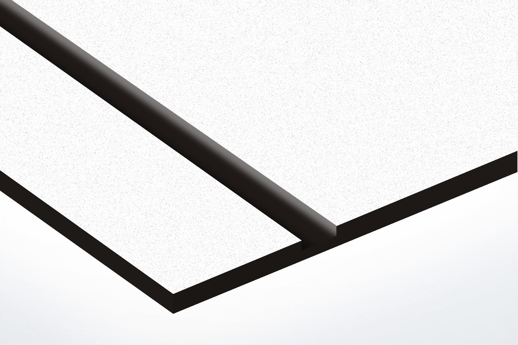 TroLase Textures, White/Black, 2ply, 1.6 mm