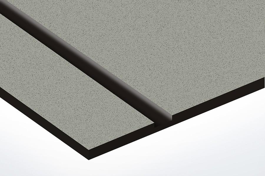 TroLase Textures, Ash Grey/Black, 2ply, 1.6 mm