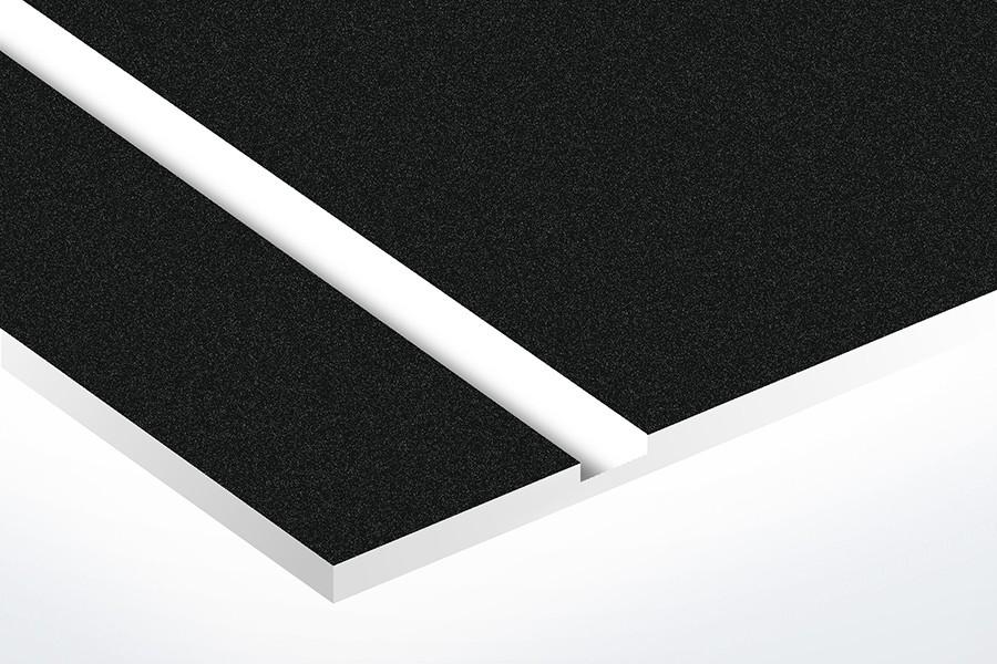 TroLase Textures, Black/White, 2ply, 1.6 mm