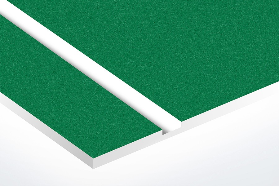 TroLase Textures, Jungle Green/White, 2ply, 1.6 mm