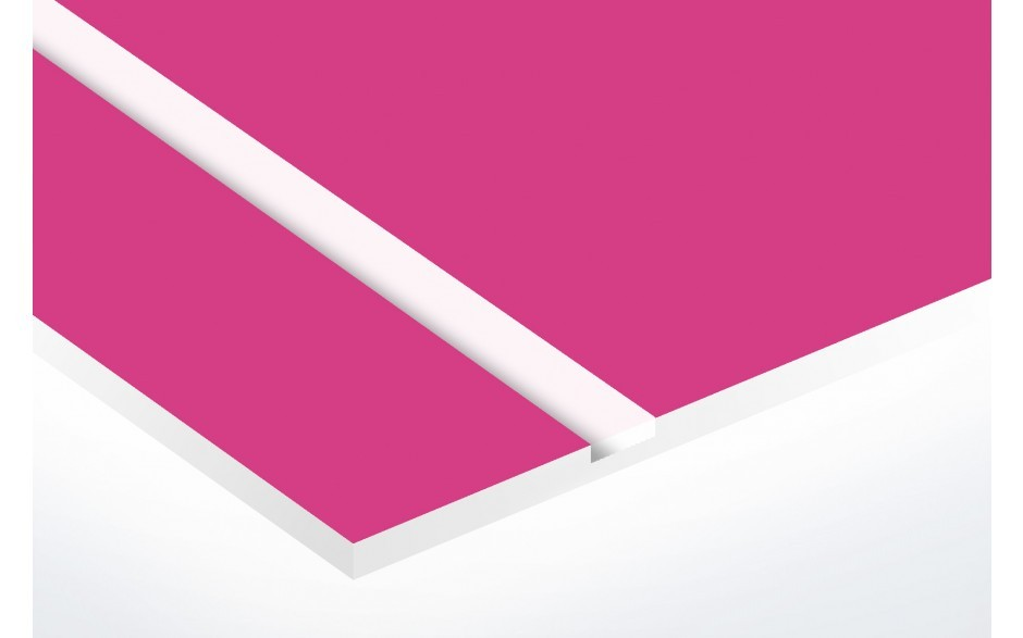 TroPly, Pink/White, 2ply, 1.6 mm