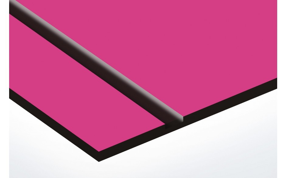 TroPly, Pink/Black, 2ply, 1.6 mm