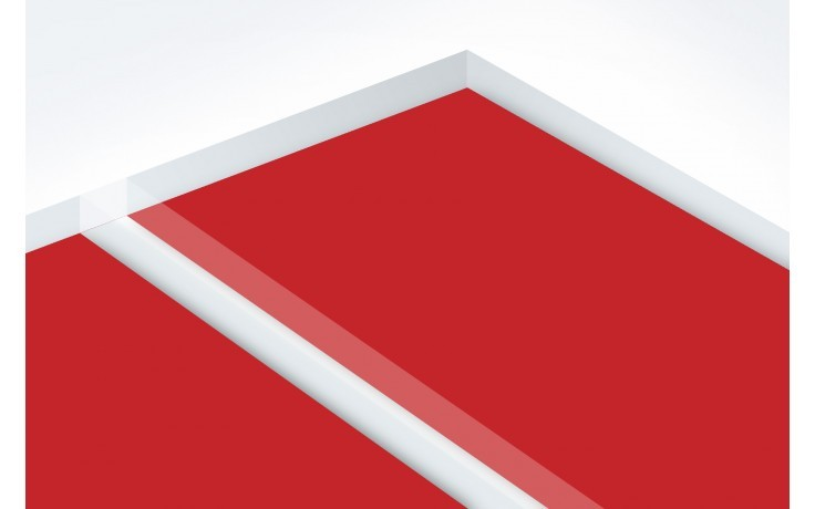 TroPly Ultra Reverse, Red, 2ply, 1.6 mm