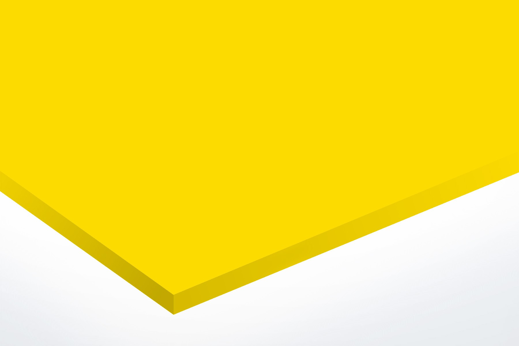 TroLase ADA Signage, Yellow, 1ply, 1.6 mm