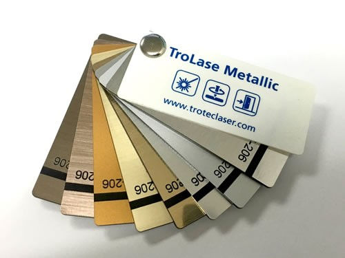 TROLASE METALLIC COLOUR FAN