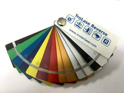 TROLASE REVERSE COLOUR FAN