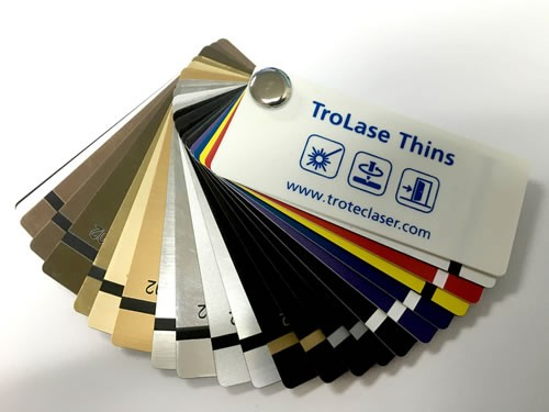 TROLASE THINS COLOUR FAN