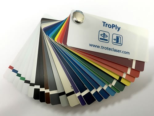 TROPLY COLOUR FAN