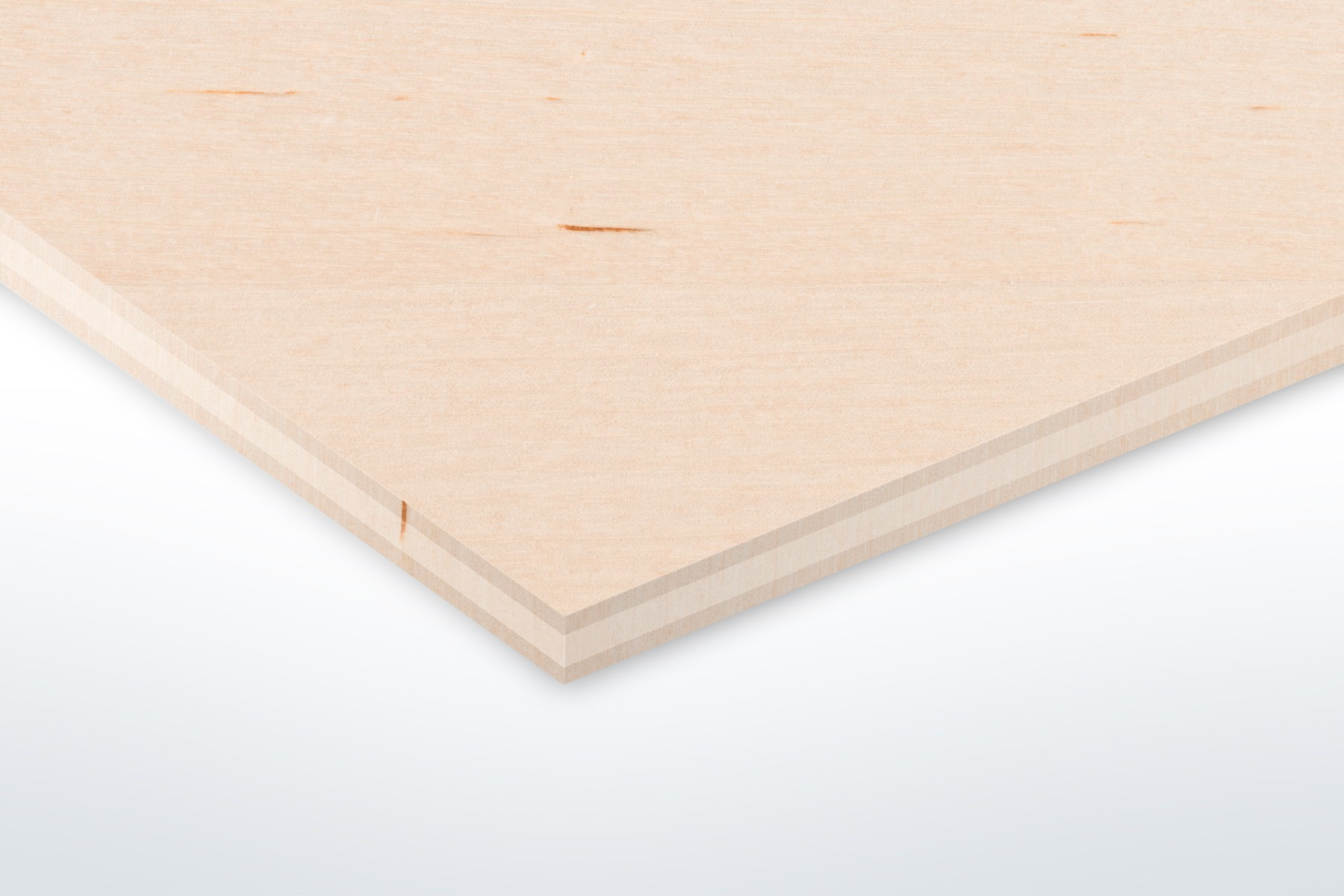 Poplar Plywood - 600 x 300mm - 6mm