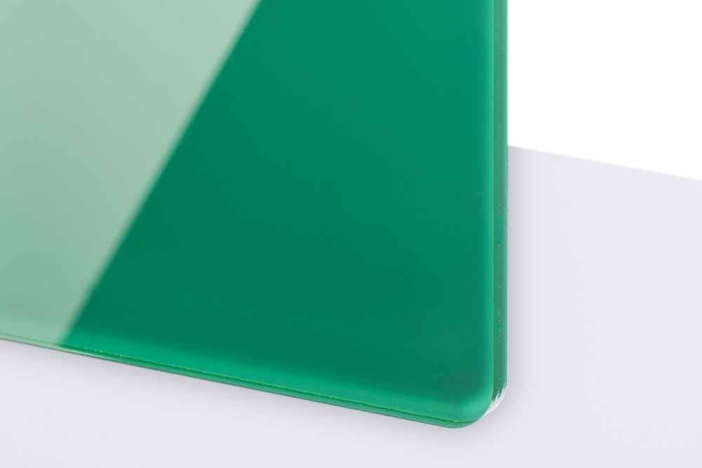 TroGlass Reverse Błyszczący/Zielony 3mm