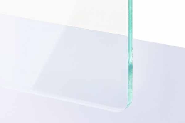 TroGlass Color Gloss Szklany Transparentny