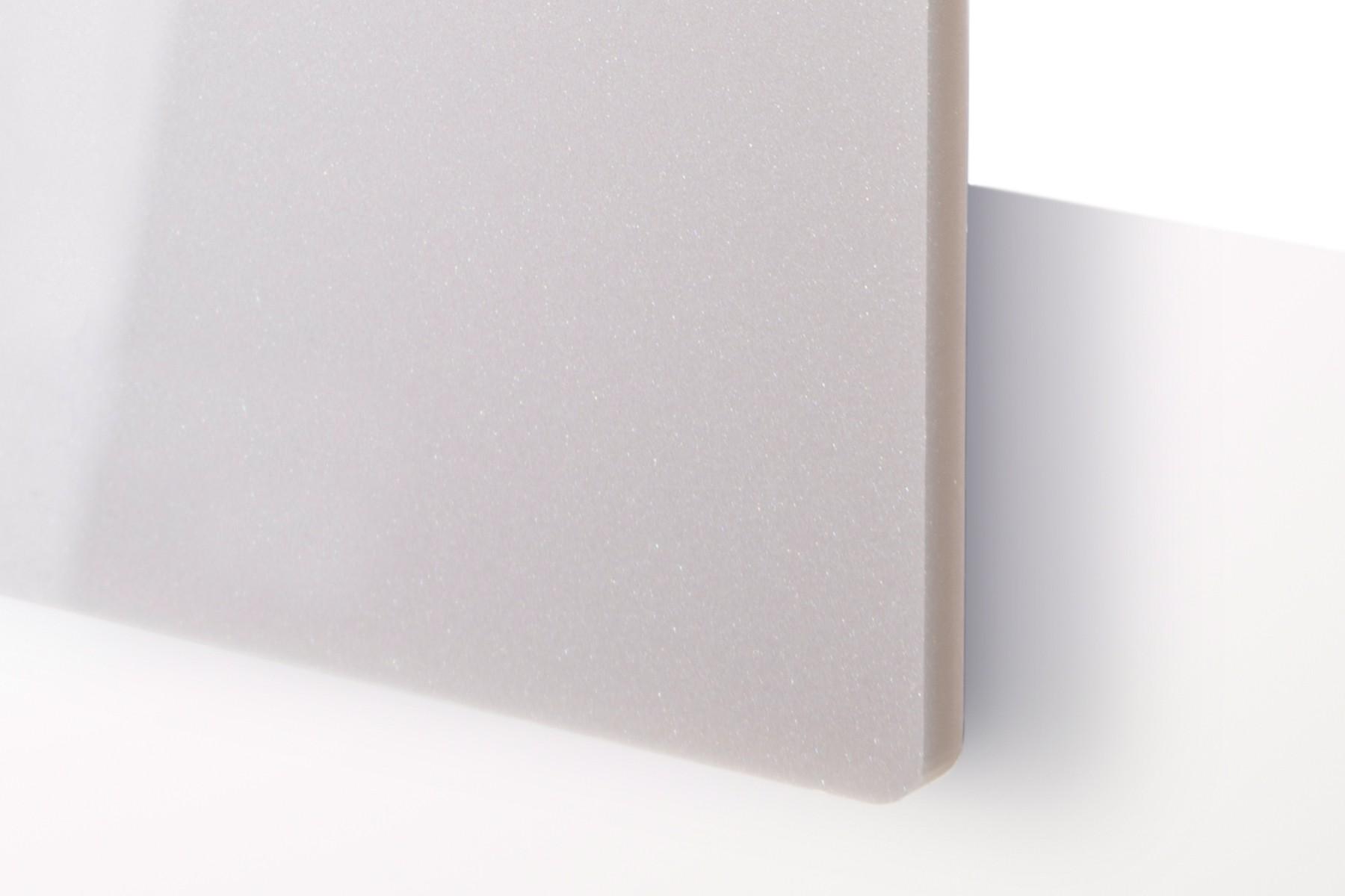 TroGlass Color Gloss Metaliczny Srebrny