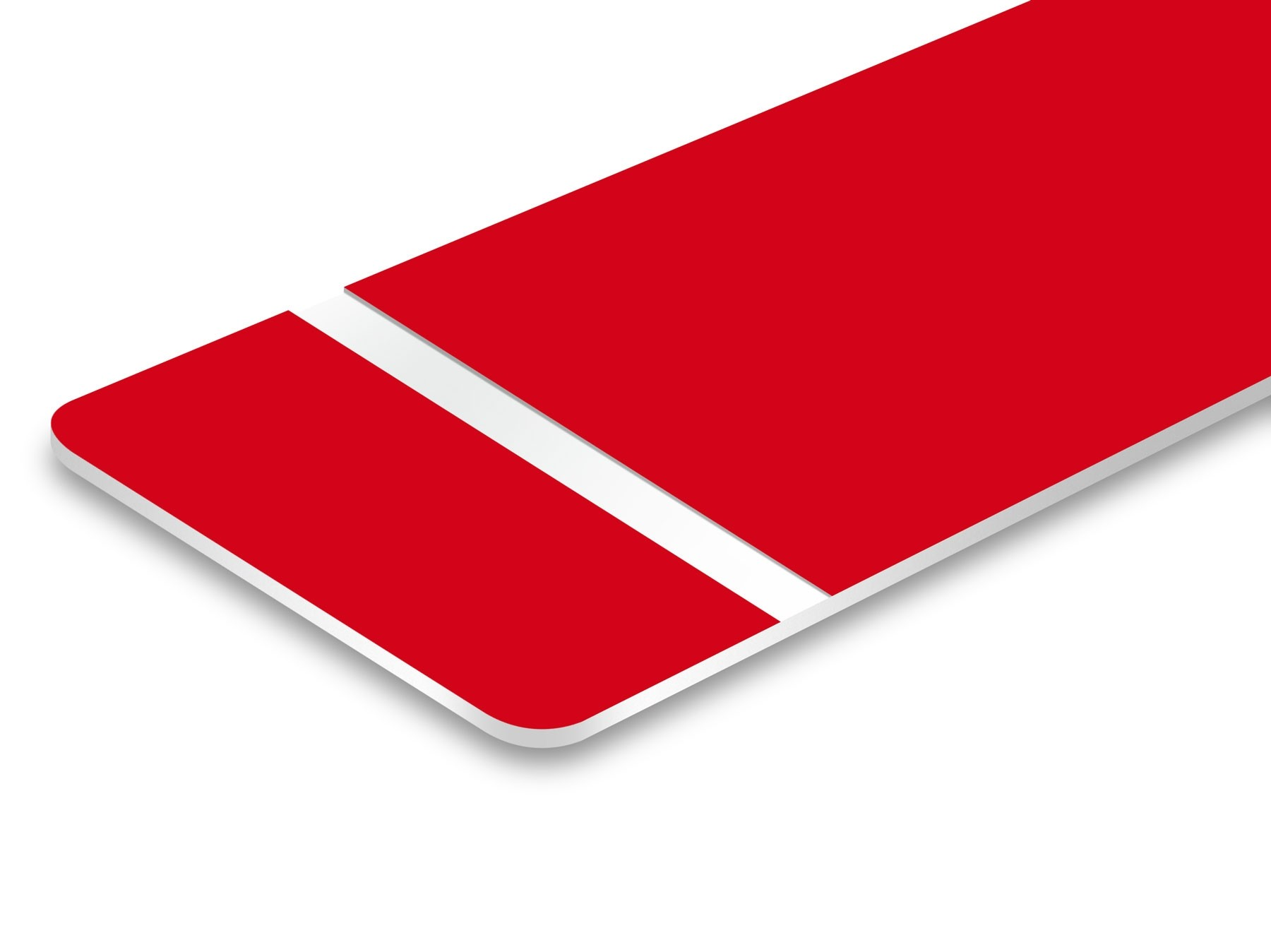 LL66-201 Red/White 0,1mm