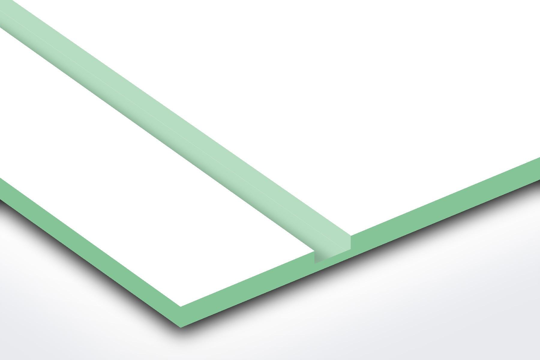 "PS269-206 White/Pine Green 1/16"""