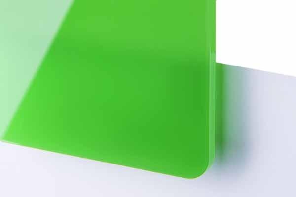 TroGlass LED Green, 3mm