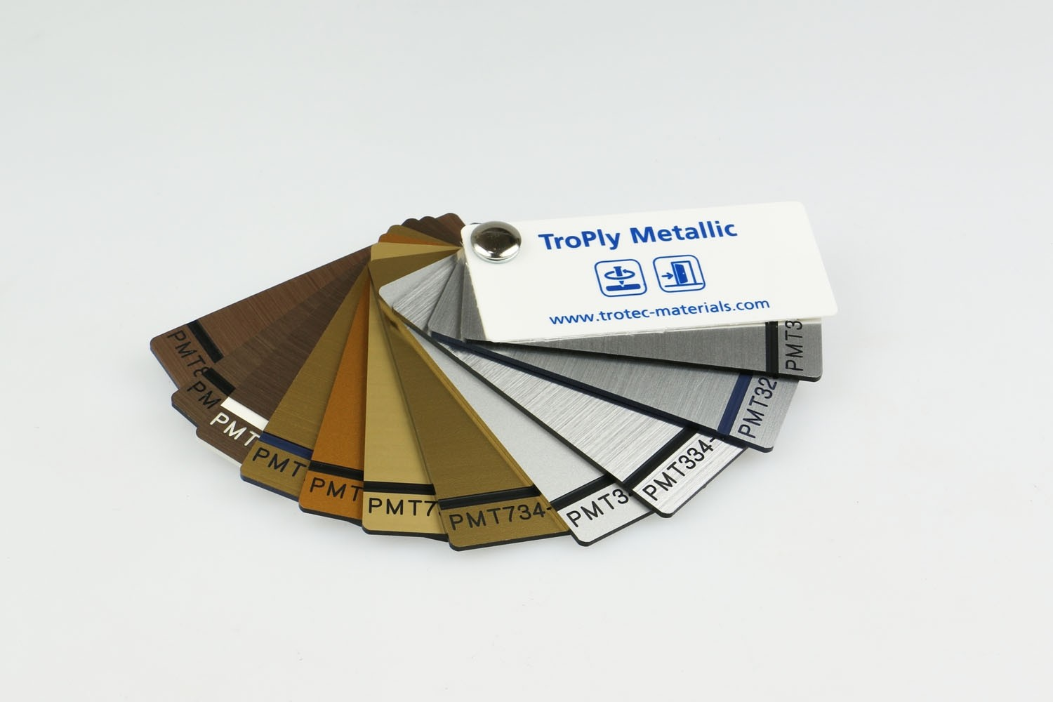 Color Fan TroPly Metallic