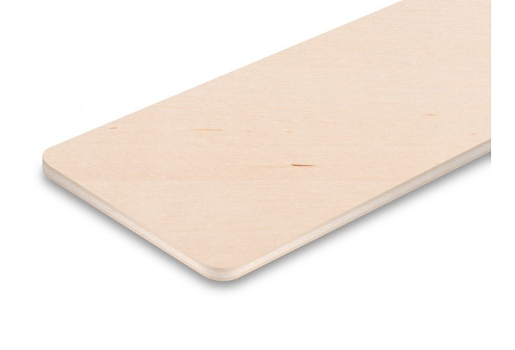 Birch - 600 x 300mm - 3mm