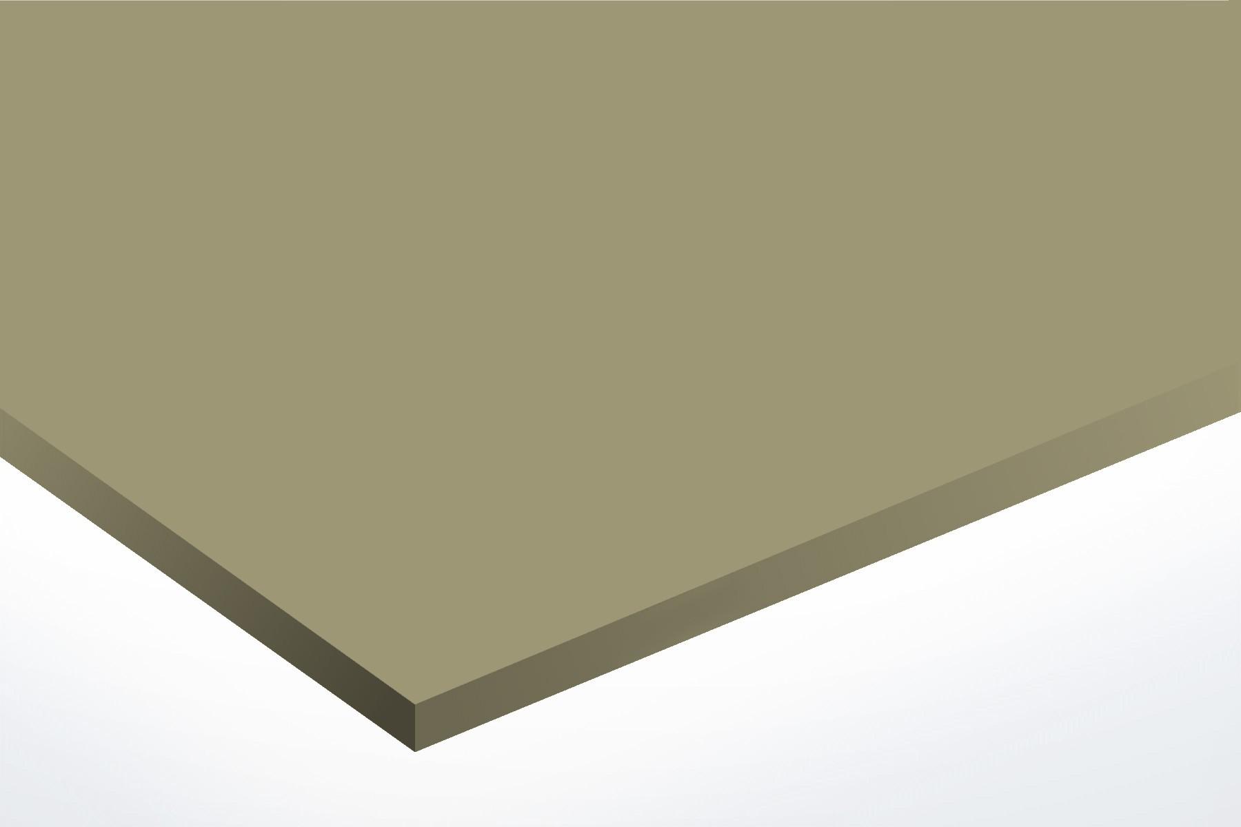 Anodised Aluminium Silver,  Matt, 1mm x 1000mm x 500mm