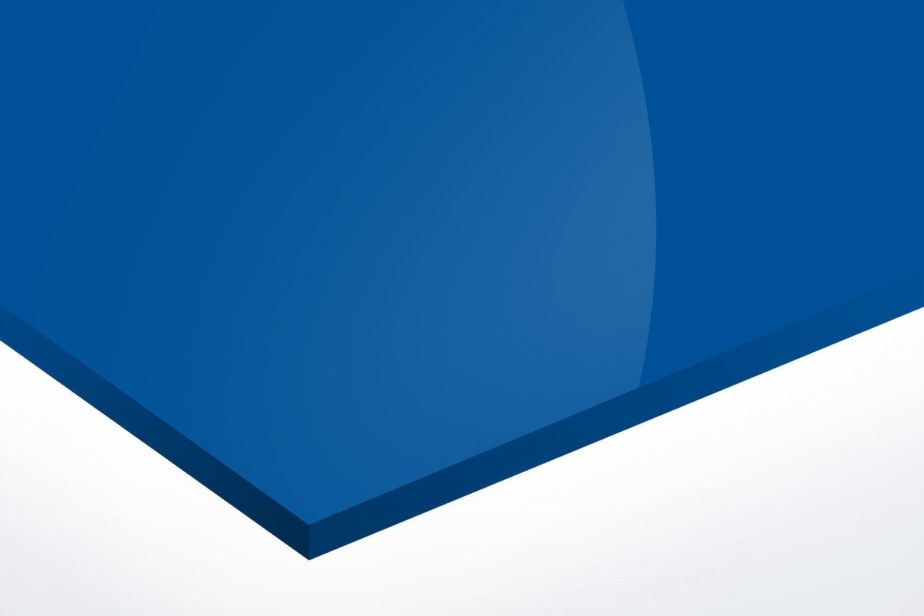 Anodised Aluminium Blue, Gloss 1mm x 1000mm x 500mm