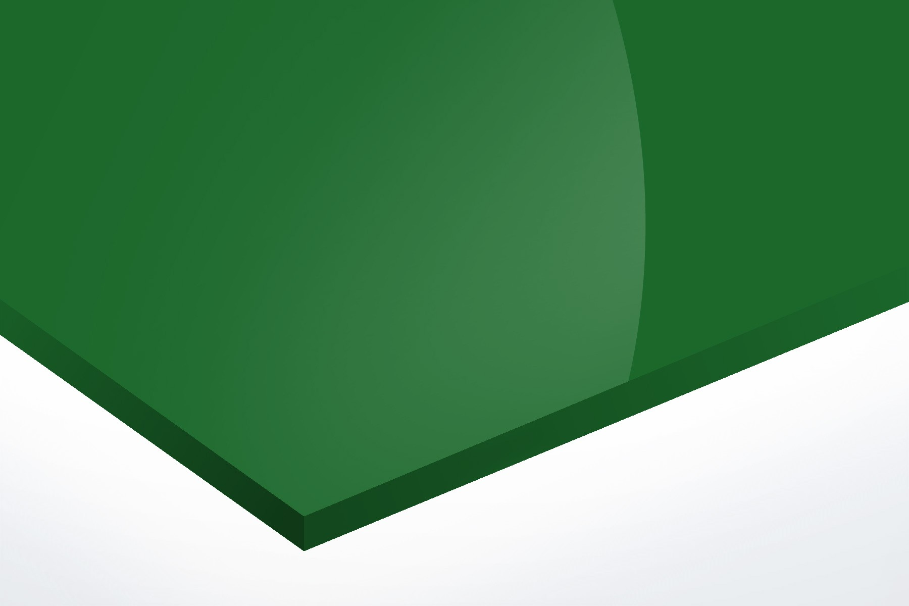 Anodised Aluminium Green, Gloss 1mm x 1000mm x 500mm
