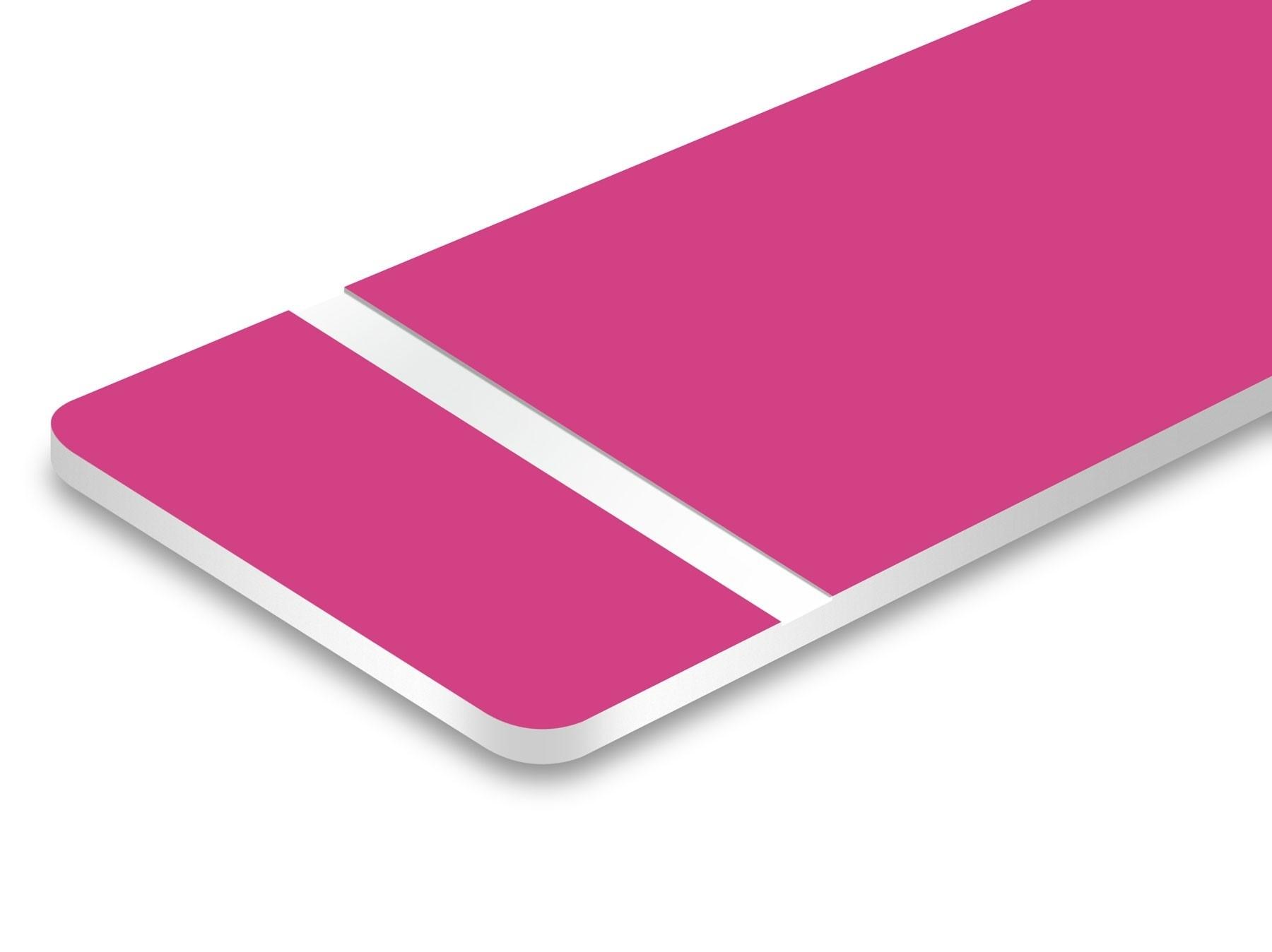 TroLase, Pink/White, 2ply, 1.6 mm