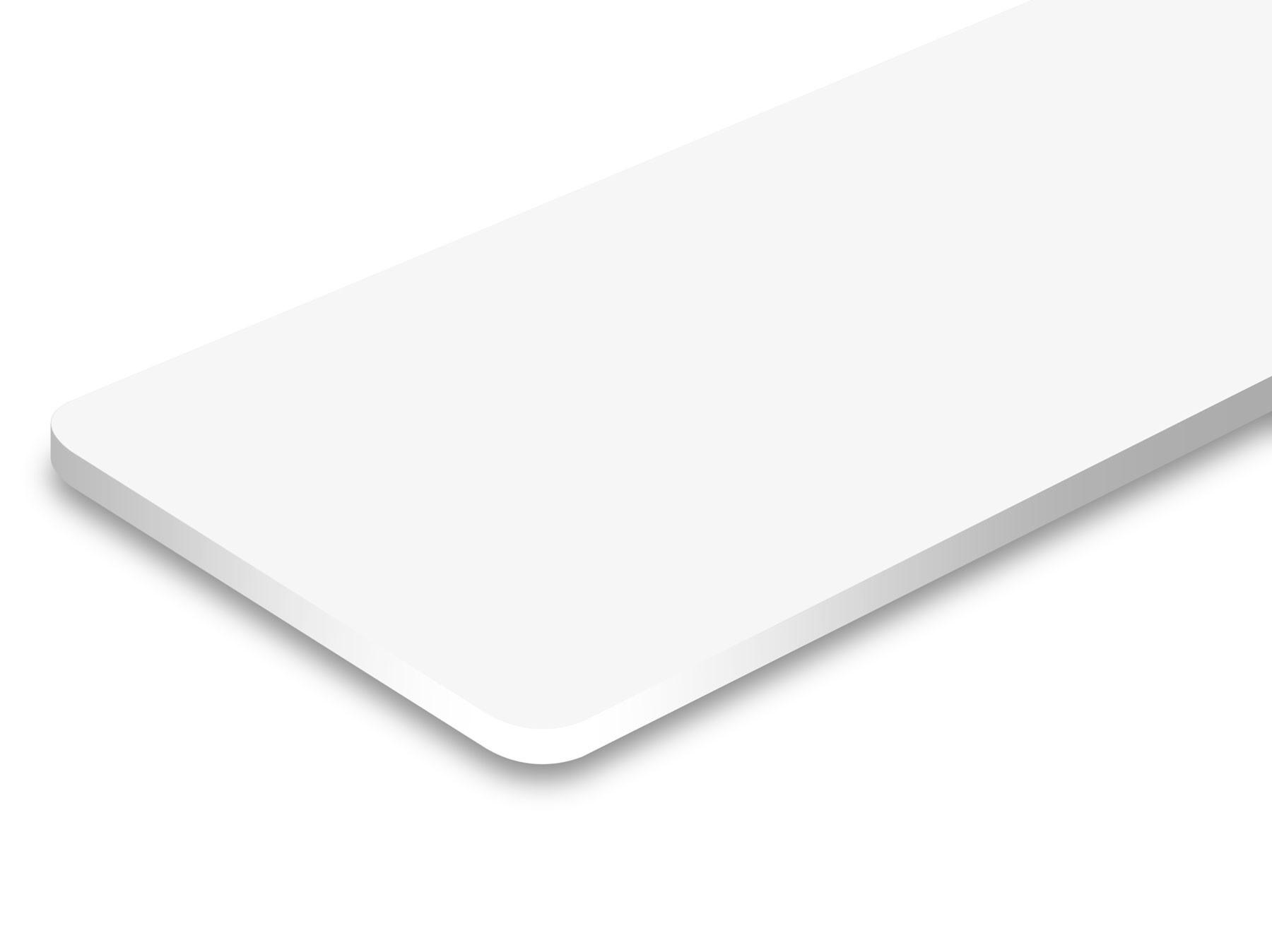 TroLase ADA Signage, Bright White, 1ply, 0.8 mm