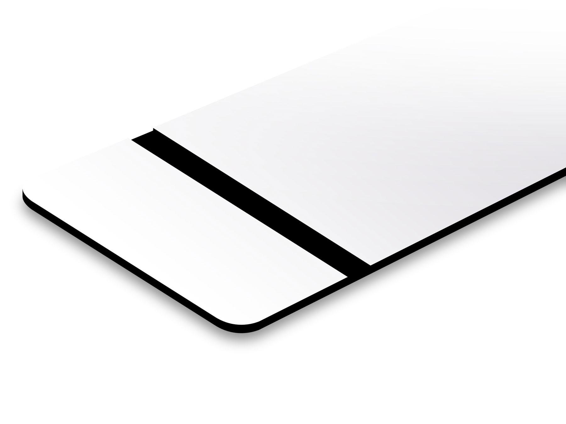 TroLase Thins, White/Black, 2ply, 0.5 mm