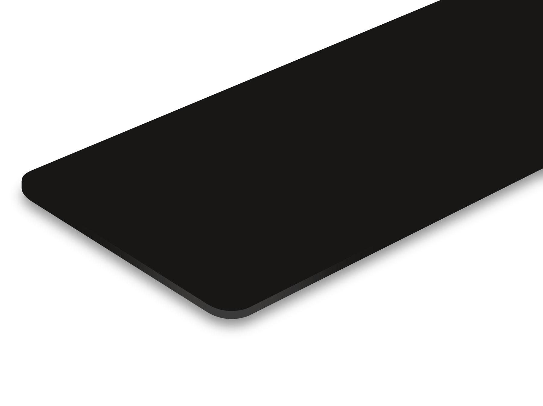 TroLase Thins, Black, 1ply, 0.5 mm
