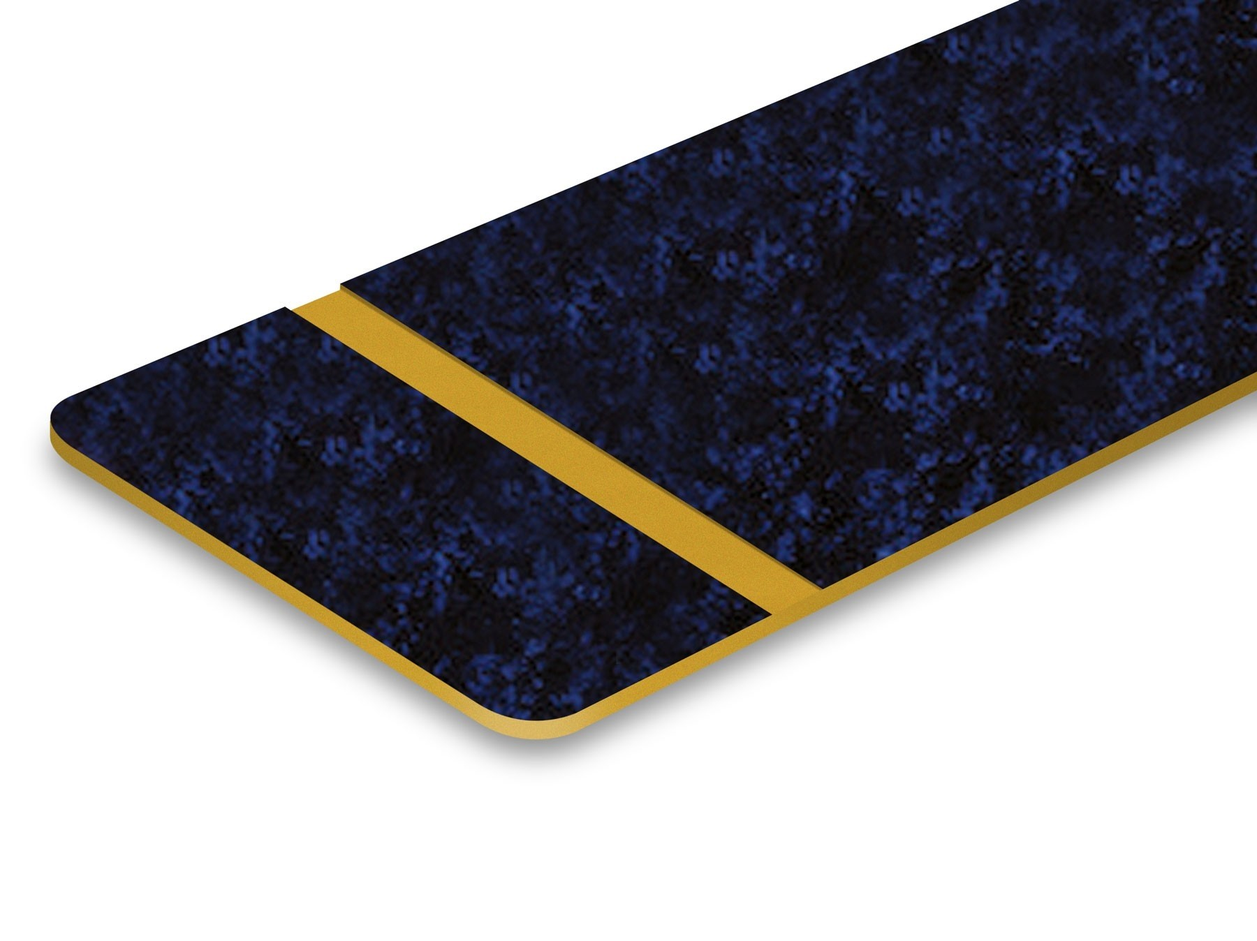 TroLase Thins, Celestial Blue/Gold, 2ply, 0.5 mm