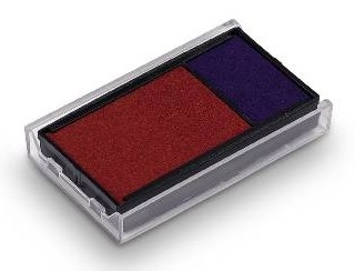 64912.2 Swop Pad for 4912.2 blue and red