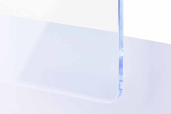 TroGlass Color Gloss Ice Blue Fluorescent