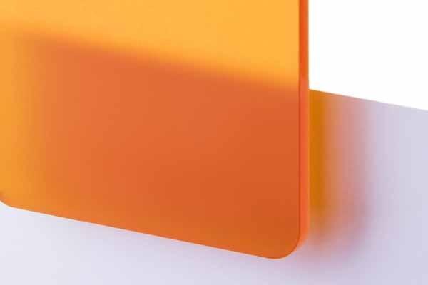 TG4-117036 Satin Orange Translucent 3.0mm