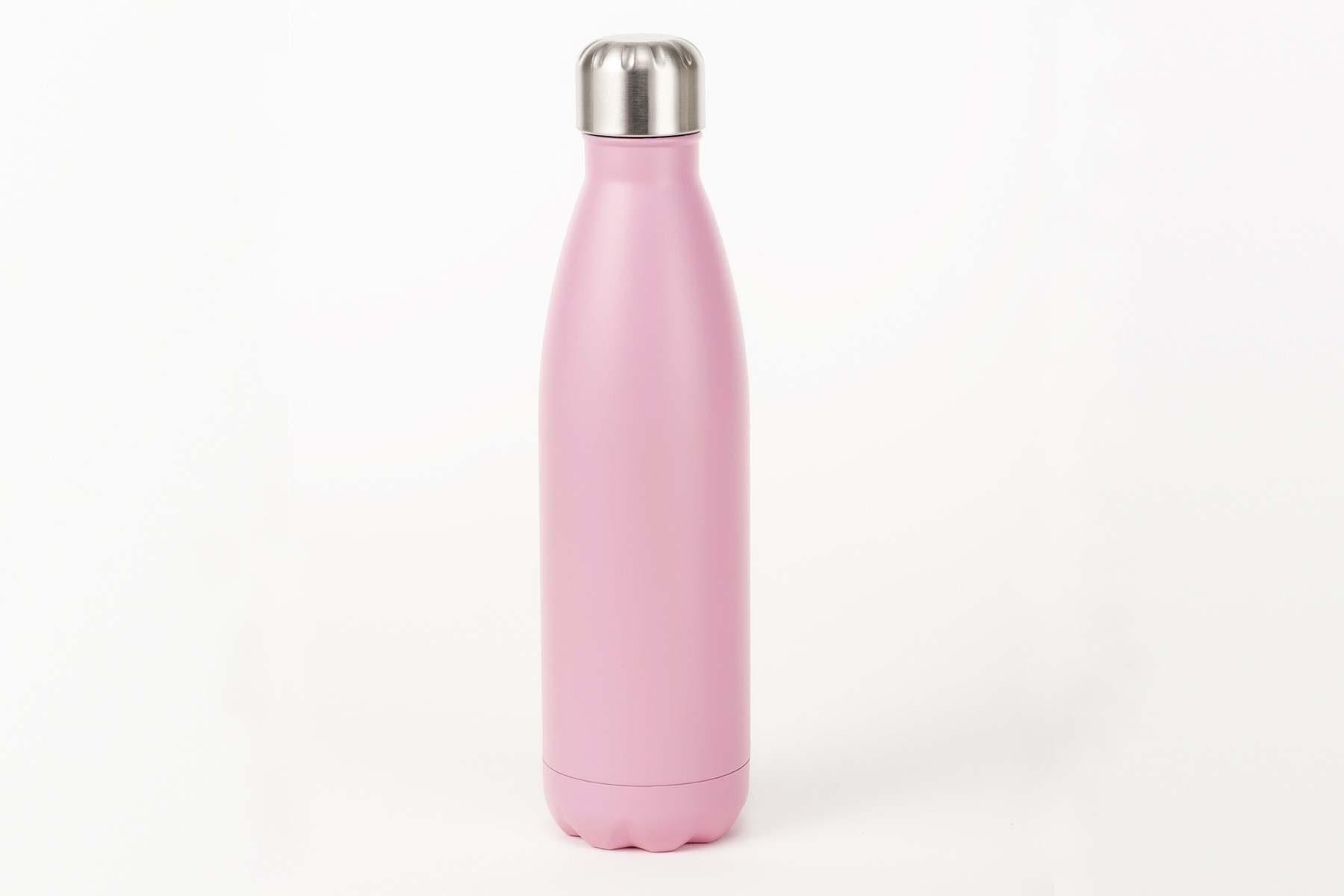 Botella térmica laserable, Rosa 500 ml