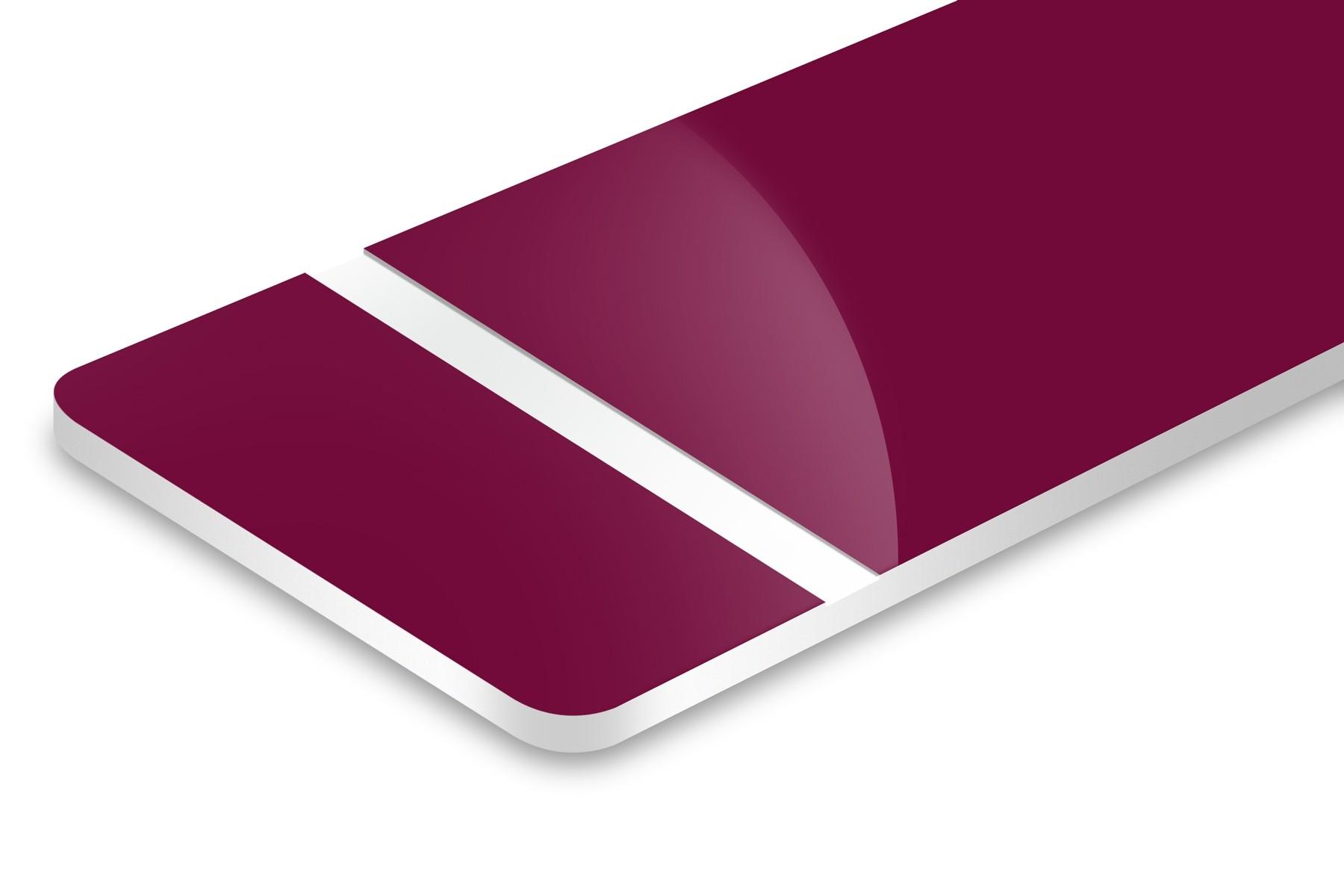 PH632-206 Ruby/White 1,6mm