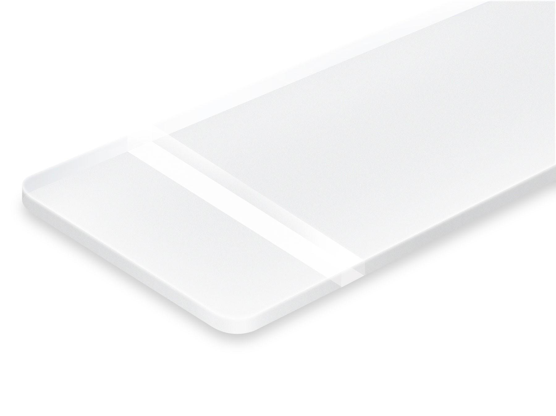 PUR201-206 Matte/White 1,6mm