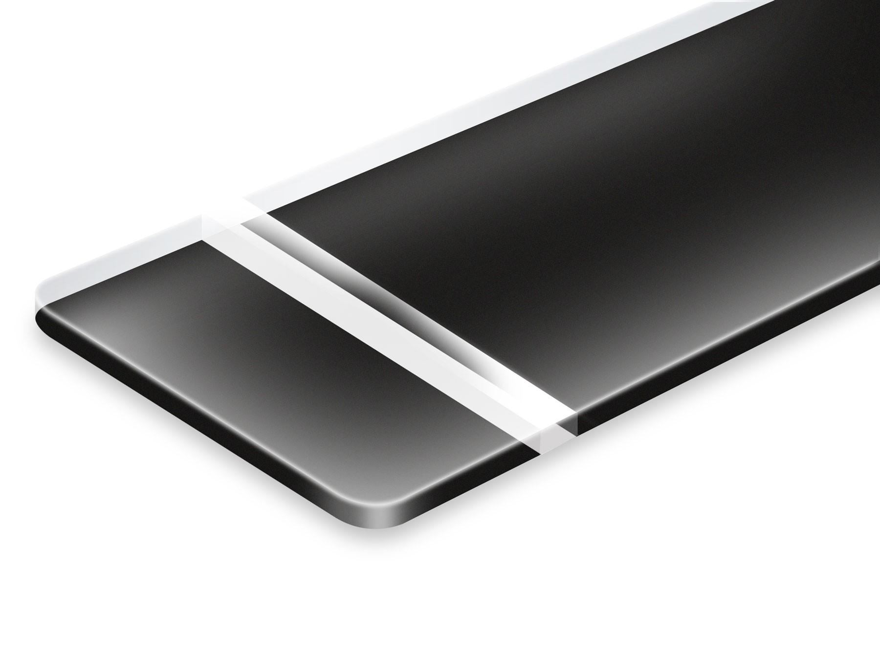 PUR401-209 Matte/Black 3,2mm
