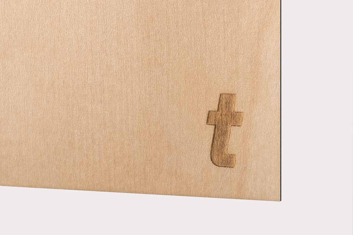 LaserPaper Maple Wood Veneer 305gsm 10pc