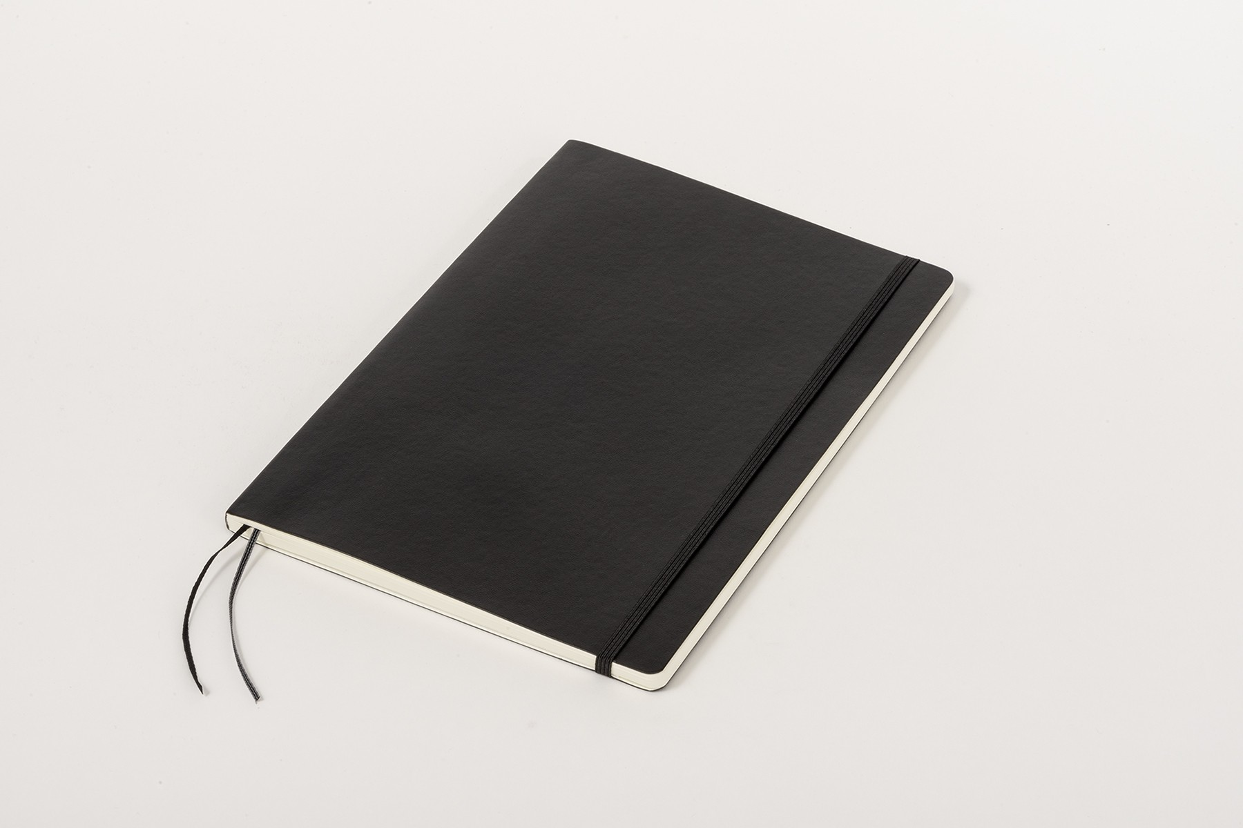 Notebook Softcover B5, black