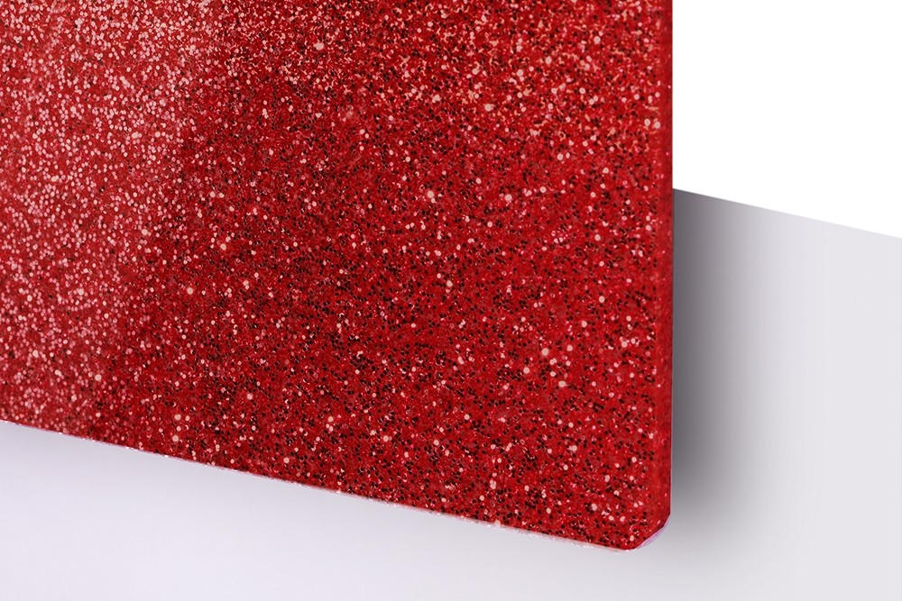 TroGlitter red 3mm