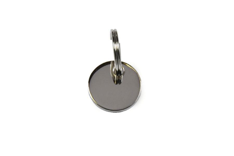 01A Médaille Rond Arg. diam 0.16