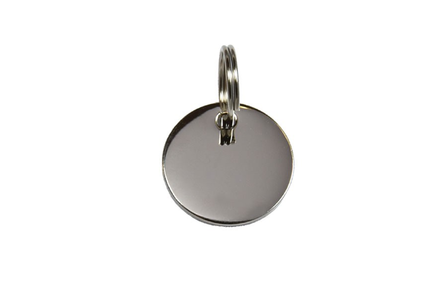 02A Médaille Rond Arg. diam 0.22