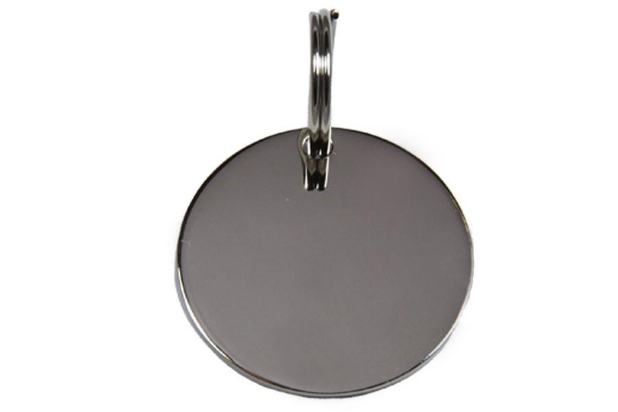 03A Médaille Rond Arg. diam 0.33