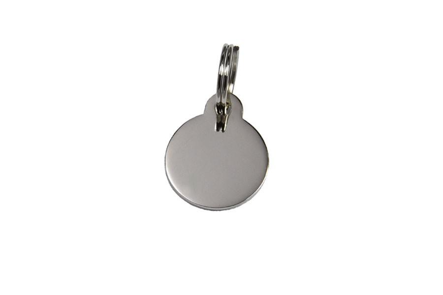 04A Médaille Rond Arg. diam 0.20