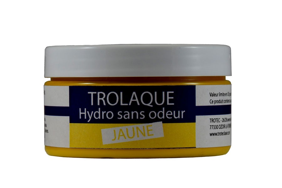 TROLAQUE JAUNE (100ml)