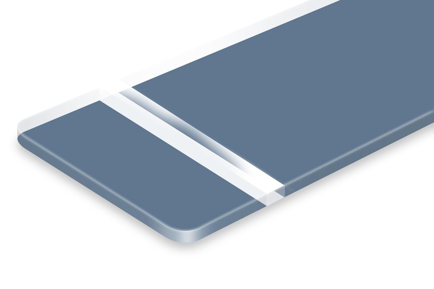 PUR381-206 Bleu 1,6mm