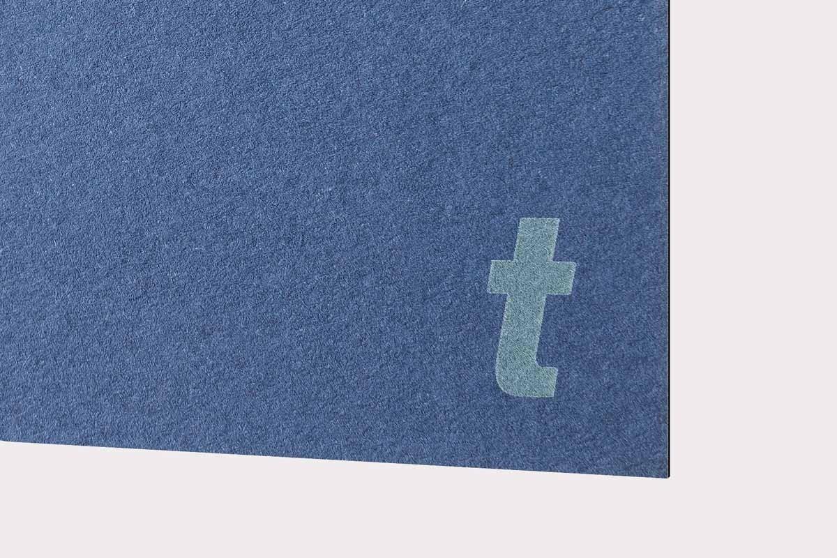 Papier Laser Bleu 250g/m2 10pc