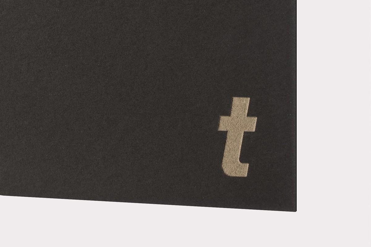 Papier Laser Noir 380g/m2 10pc