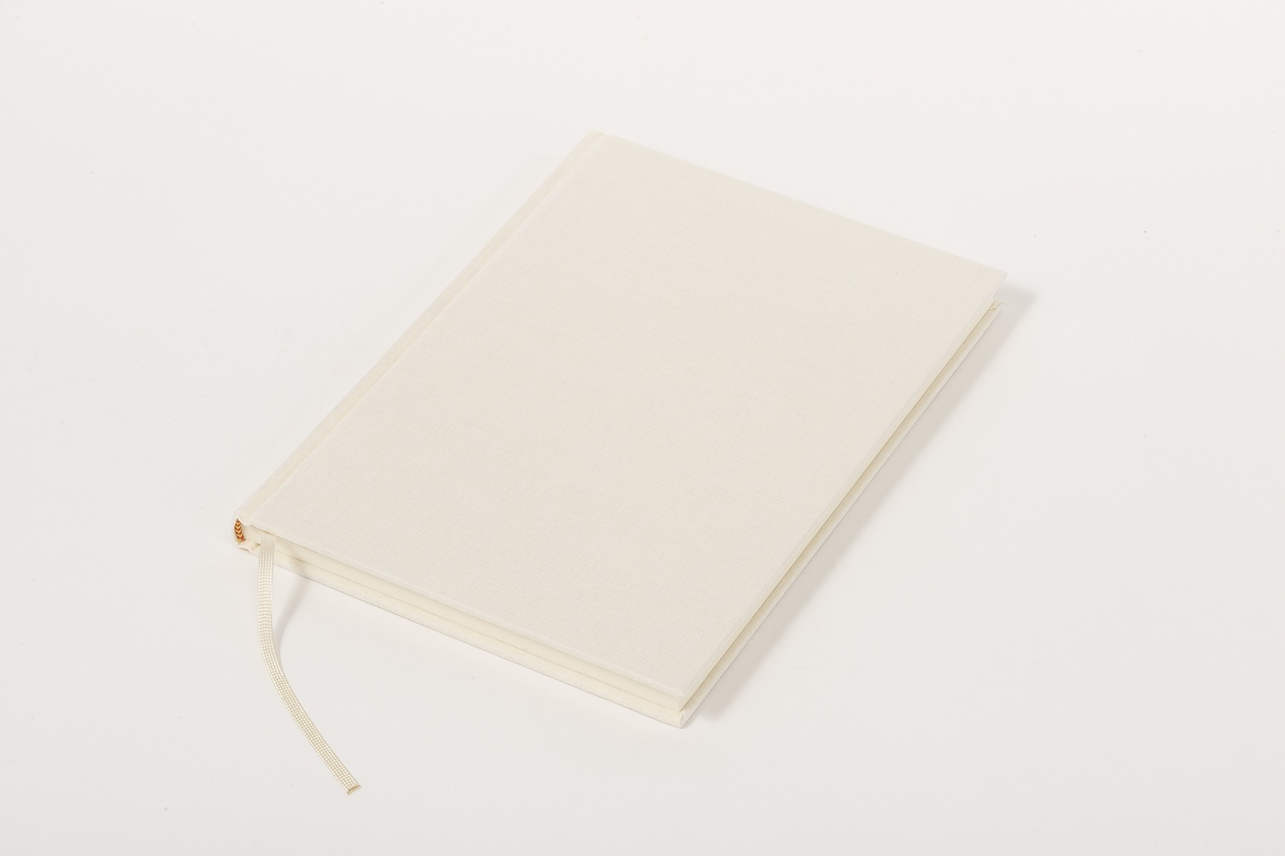 Livre de notes couverture rigide, lin