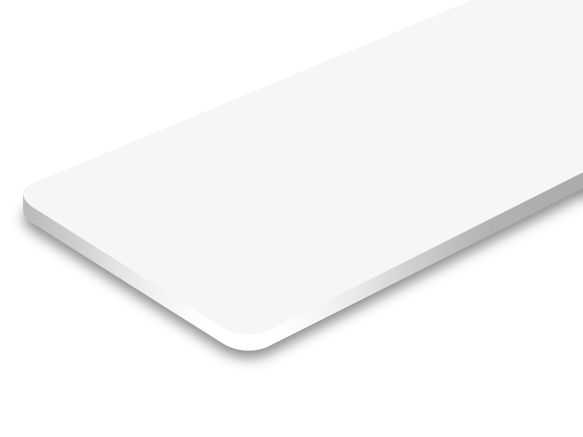 L202-106 White 1,6mm(acryflex)