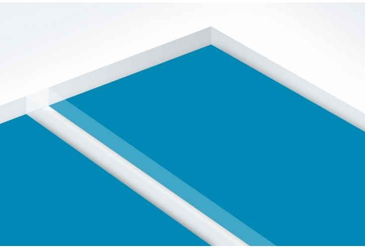 TroGlass Reverse 3mm Bleu Ciel